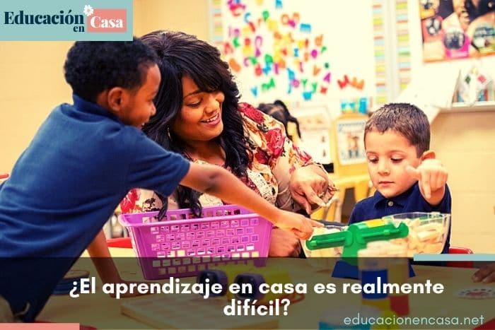 ¿Por qué a algunos padres les cuesta tanto trabajo acompañar a sus hijos en su aprendizaje en casa?