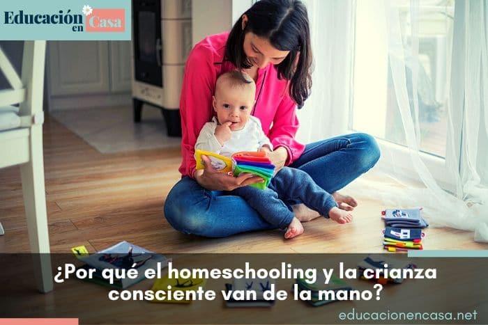el homeschooling y la crianza consciente