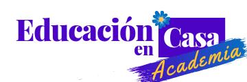 Academía Educación en Casa - Logotipo en tono claro