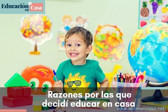 10 razones por las que decid educar en casa educaci n en casa - Educar en casa ...